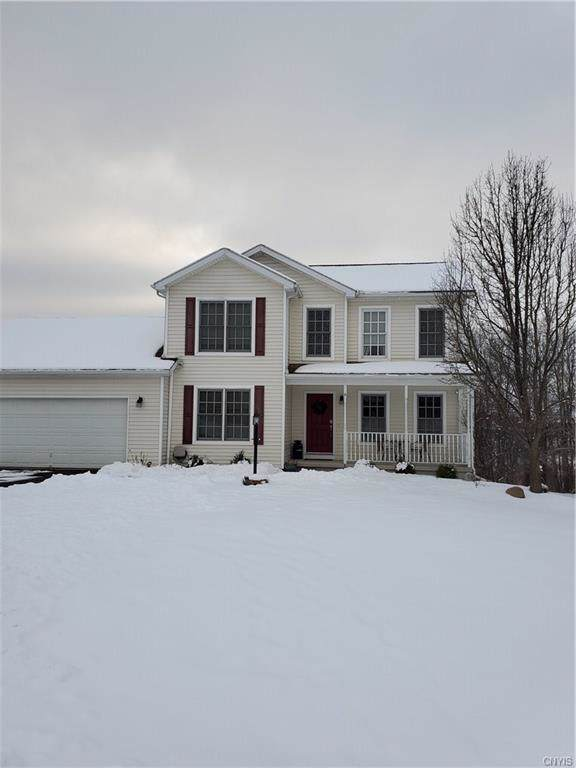 3277 Coventry Lane, Cortlandville, NY 13045 (MLS #S1248690) :: 716 Realty Group