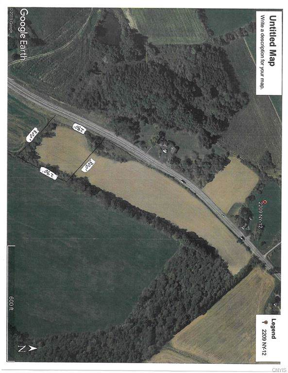 2209 State Route 12, Marshall, NY 13480 (MLS #S1249327) :: Robert PiazzaPalotto Sold Team