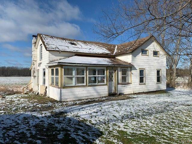 33727 Shimel Road, Orleans, NY 13656 (MLS #S1249637) :: Robert PiazzaPalotto Sold Team