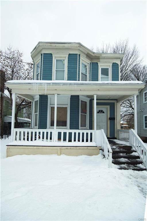 143 Grace Street, Syracuse, NY 13204 (MLS #S1249730) :: The CJ Lore Team | RE/MAX Hometown Choice
