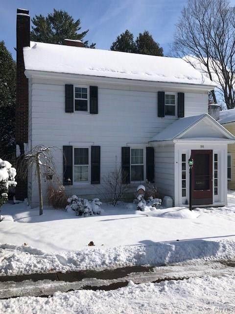 98 Lincklaen Street, Cazenovia, NY 13035 (MLS #S1250444) :: MyTown Realty