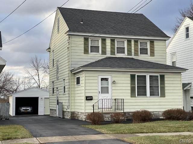 1533 Lemoyne Avenue, Syracuse, NY 13208 (MLS #S1250658) :: MyTown Realty
