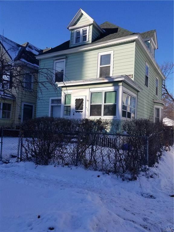 422 W Colvin Street, Syracuse, NY 13205 (MLS #S1250777) :: Robert PiazzaPalotto Sold Team