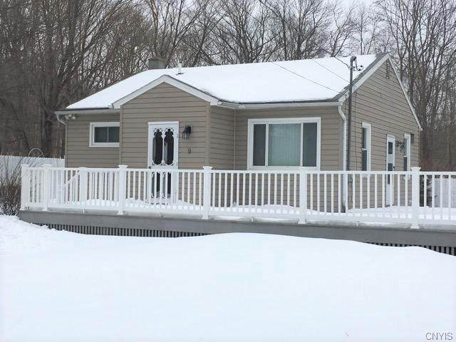 9 Marion Avenue, Sandy Creek, NY 13142 (MLS #S1251947) :: BridgeView Real Estate Services