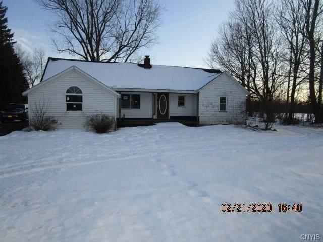 1212 Powerhouse Road, Elbridge, NY 13112 (MLS #S1252721) :: BridgeView Real Estate Services