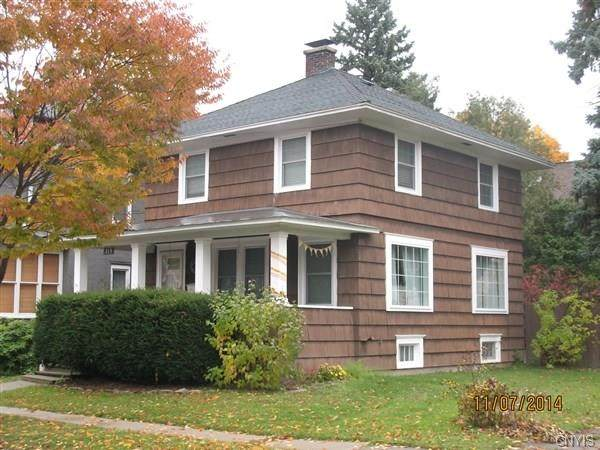 315 S Indiana Avenue, Watertown-City, NY 13601 (MLS #S1252827) :: BridgeView Real Estate Services