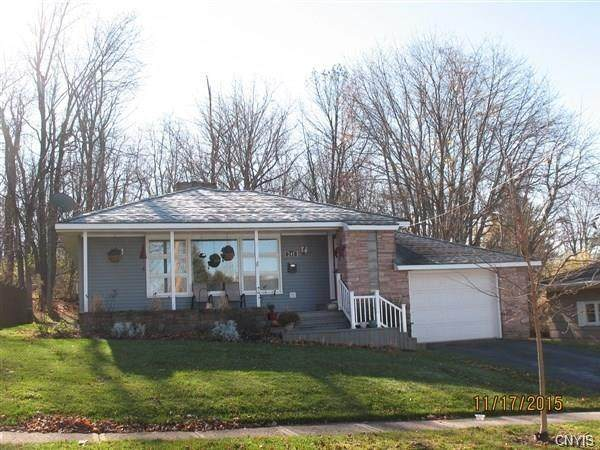 245 Schley Drive, Watertown-City, NY 13601 (MLS #S1253195) :: BridgeView Real Estate Services