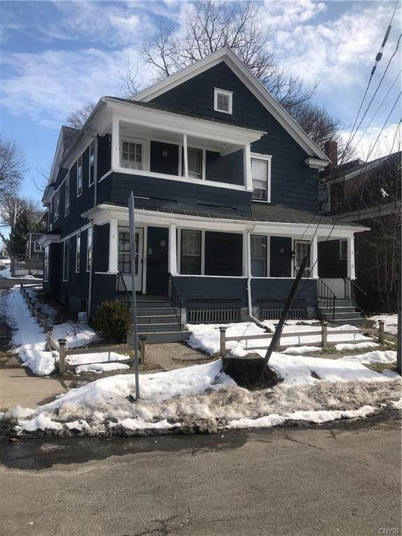 110-112 Whitwell Drive, Syracuse, NY 13203 (MLS #S1253286) :: BridgeView Real Estate Services