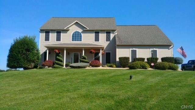 119 W Eagle Crest Drive E, Camillus, NY 13031 (MLS #S1253290) :: Updegraff Group