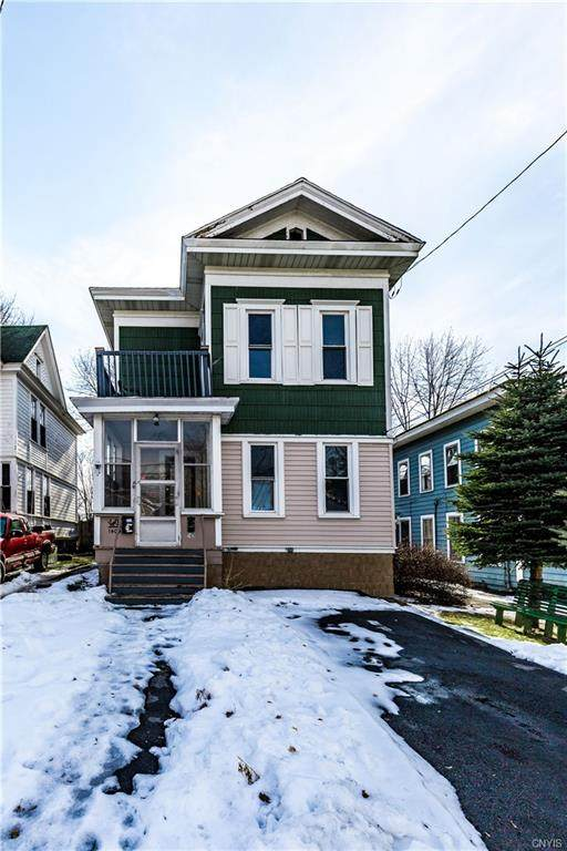 1409 Spring Street, Syracuse, NY 13208 (MLS #S1253341) :: BridgeView Real Estate Services
