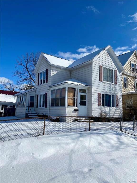 1360 Oak Street, Syracuse, NY 13203 (MLS #S1253701) :: BridgeView Real Estate Services