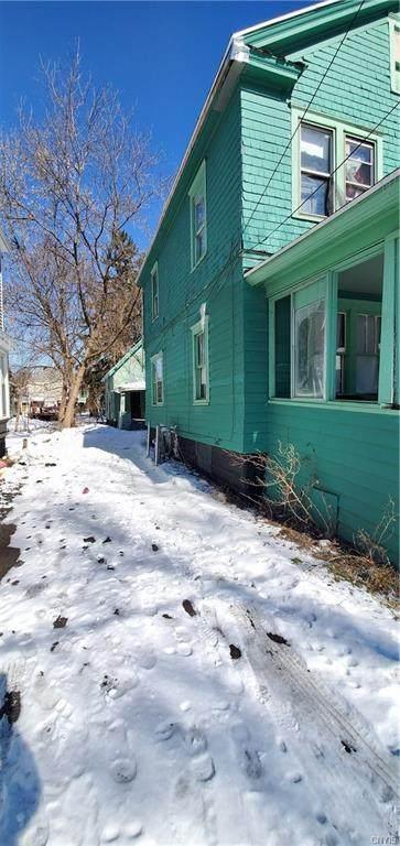 316 W Pleasant Avenue, Syracuse, NY 13205 (MLS #S1253863) :: Robert PiazzaPalotto Sold Team