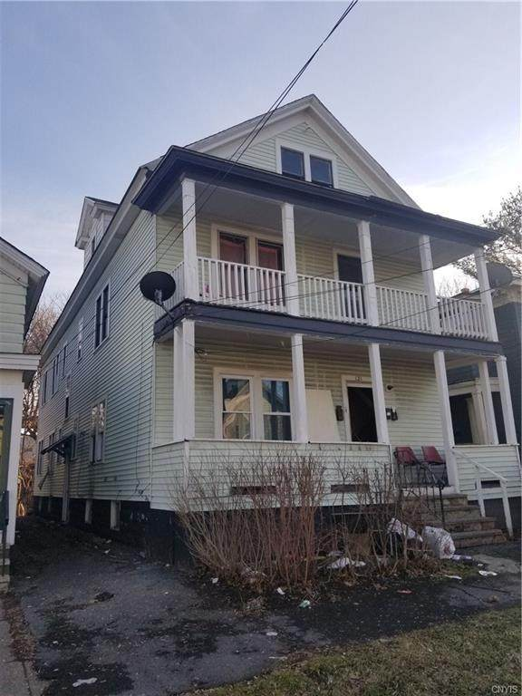 121 Lakeview Avenue, Syracuse, NY 13204 (MLS #S1256385) :: Updegraff Group