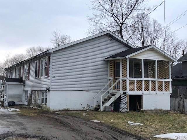 33 East Avenue, Cortland, NY 13045 (MLS #S1256404) :: BridgeView Real Estate Services
