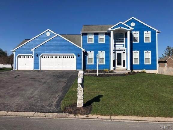7506 Plum Hollow Circle, Clay, NY 13090 (MLS #S1259225) :: MyTown Realty