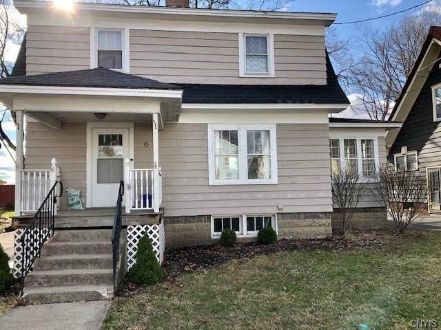 6 Glenn Street, Cortland, NY 13045 (MLS #S1259471) :: BridgeView Real Estate Services