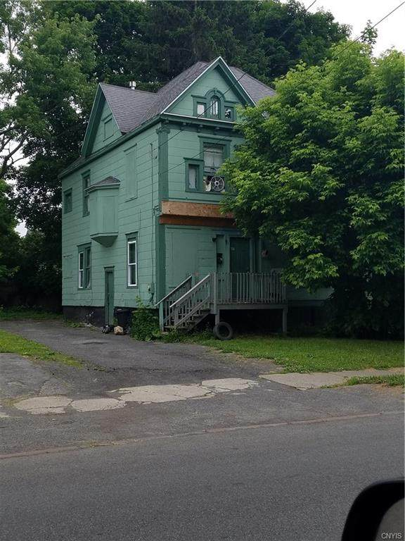 602 Bellevue Avenue, Syracuse, NY 13204 (MLS #S1259847) :: Lore Real Estate Services