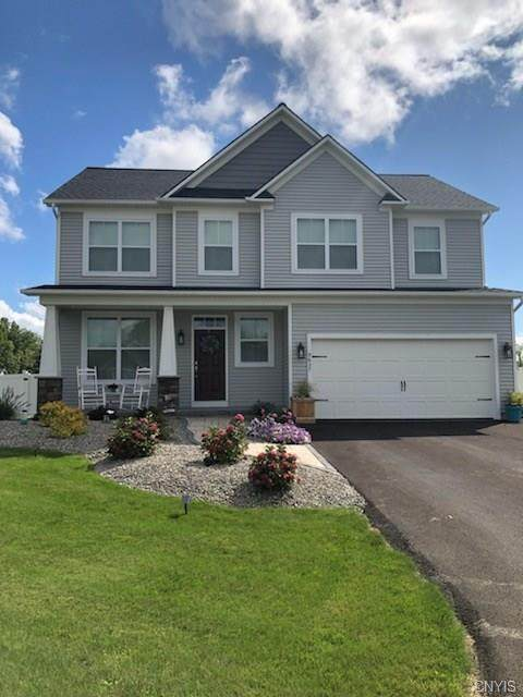 8405 Alices Kitchen Place, Clay, NY 13041 (MLS #S1263357) :: MyTown Realty