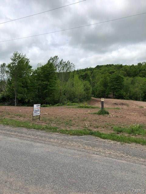 4391 S Butler Road, Smithfield, NY 13408 (MLS #S1266798) :: Lore Real Estate Services