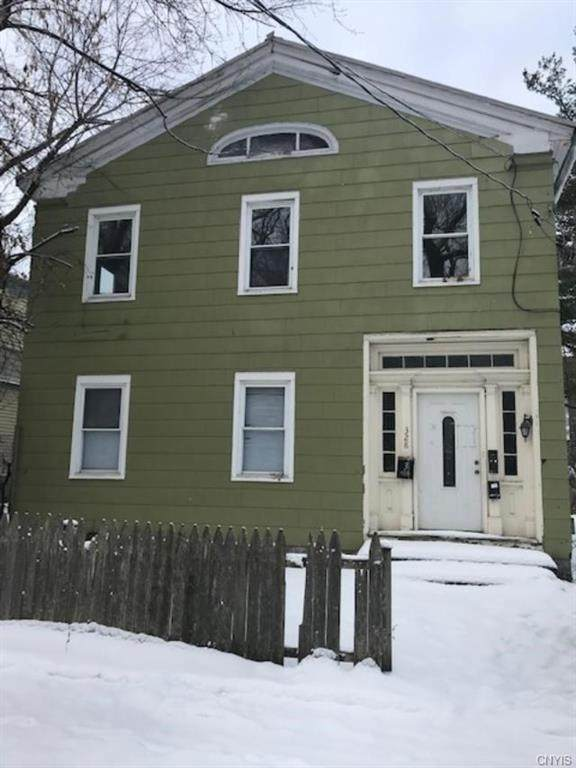 328 Clay Street, Watertown-City, NY 13601 (MLS #S1267020) :: BridgeView Real Estate Services