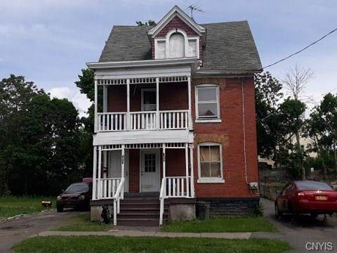 153 Hudson Street, Syracuse, NY 13204 (MLS #S1267593) :: Lore Real Estate Services