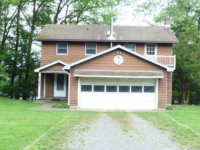 6363 Craine Lake Road, Lebanon, NY 13346 (MLS #S1267624) :: Lore Real Estate Services