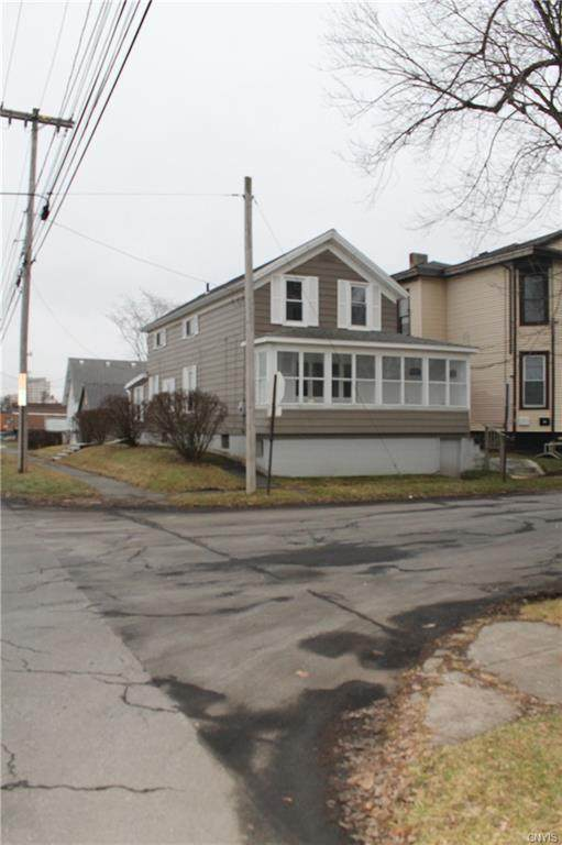 114 Hunter Avenue, Syracuse, NY 13204 (MLS #S1268429) :: Robert PiazzaPalotto Sold Team