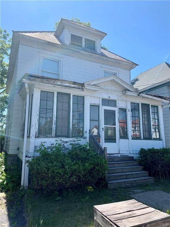 69 Clinton Street, Gouverneur, NY 13642 (MLS #S1272182) :: TLC Real Estate LLC