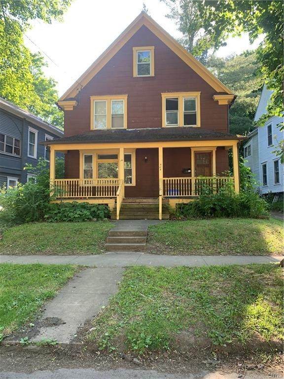 504 Greenwood Place, Syracuse, NY 13210 (MLS #S1273200) :: Robert PiazzaPalotto Sold Team