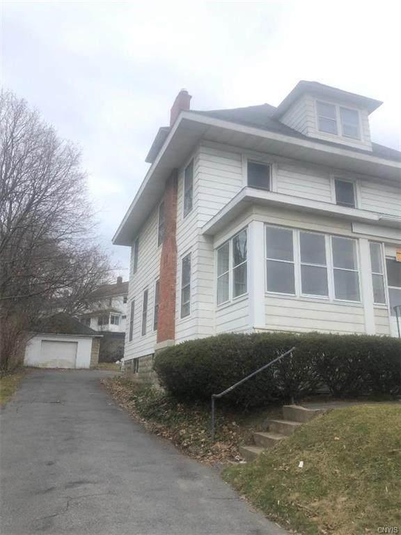 1607 W Genesee Street, Syracuse, NY 13204 (MLS #S1275775) :: Updegraff Group