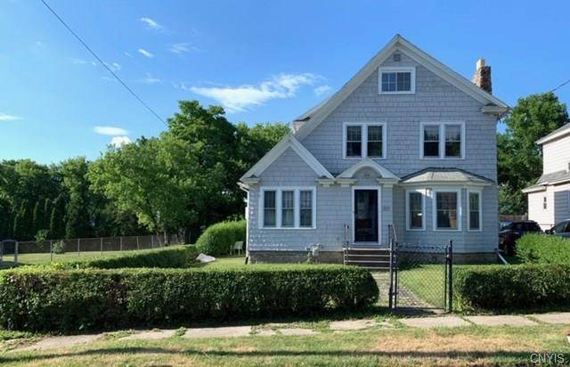 301 Clarence Avenue, Syracuse, NY 13205 (MLS #S1276065) :: BridgeView Real Estate Services
