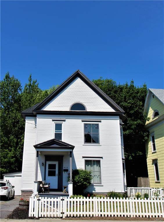 412 Holcomb Street, Watertown-City, NY 13601 (MLS #S1276576) :: TLC Real Estate LLC