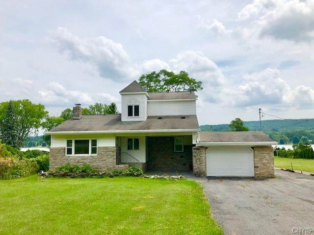 4140 W Shore, Lafayette, NY 13078 (MLS #S1277786) :: 716 Realty Group