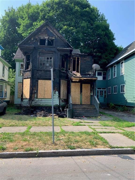 143 Wood Avenue, Syracuse, NY 13205 (MLS #S1277854) :: TLC Real Estate LLC