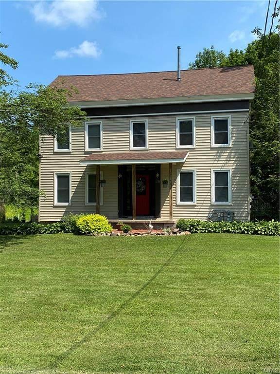6637 Dix Road, Westmoreland, NY 13440 (MLS #S1278082) :: 716 Realty Group