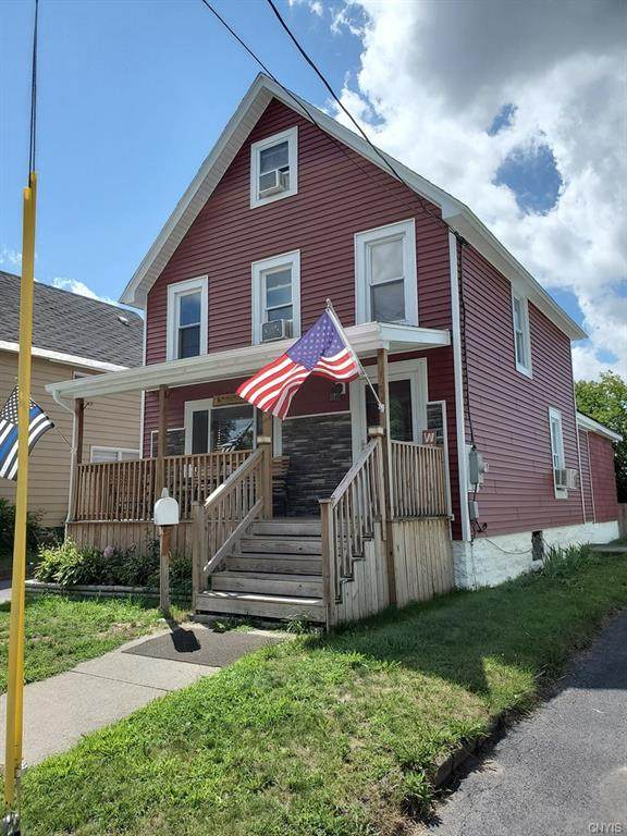 169 Cedar Street, Watertown-City, NY 13601 (MLS #S1280720) :: BridgeView Real Estate Services