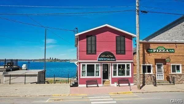 340 Riverside Drive, Clayton, NY 13624 (MLS #S1281455) :: Thousand Islands Realty