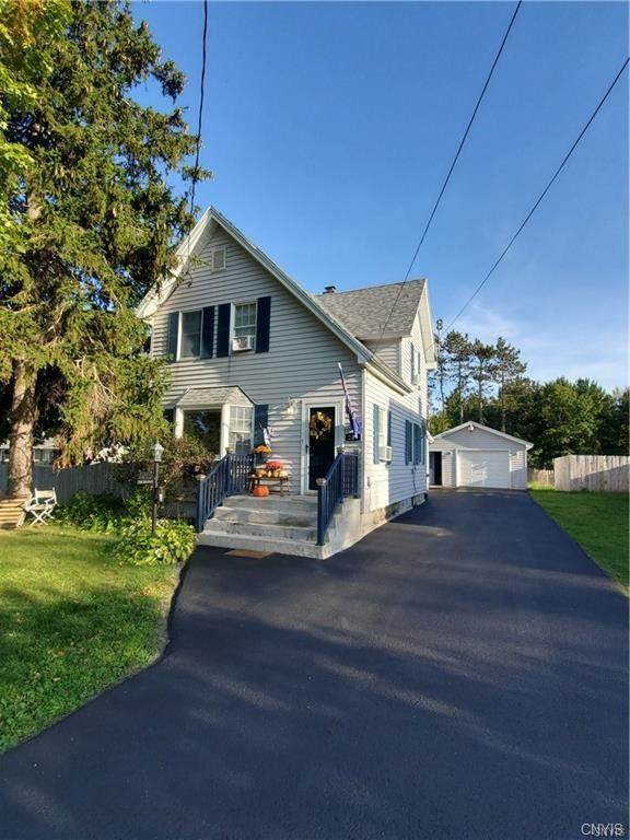 200 Maple Street, Le Ray, NY 13612 (MLS #S1281961) :: Thousand Islands Realty