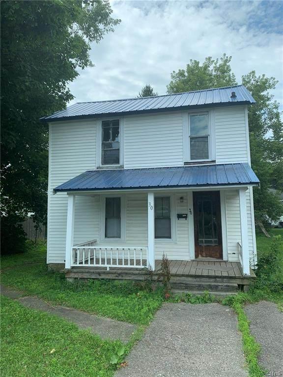 30 Hyatt Street, Cortland, NY 13045 (MLS #S1282472) :: Lore Real Estate Services