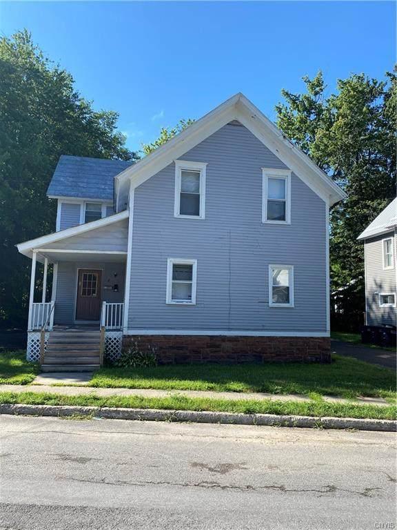 2 Hamilton Street, Potsdam, NY 13676 (MLS #S1283448) :: Robert PiazzaPalotto Sold Team