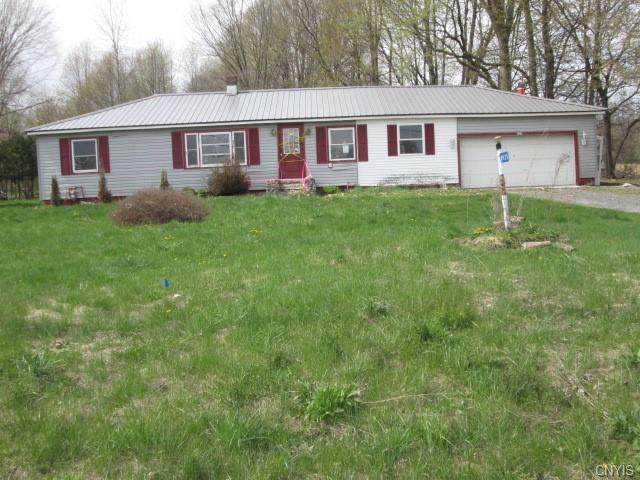 8925 State Route 365, Floyd, NY 13440 (MLS #S1284217) :: Robert PiazzaPalotto Sold Team