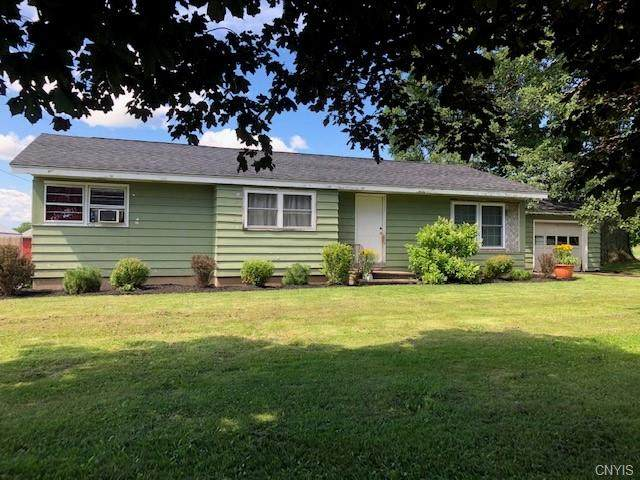 6933 Us Route 20 E, Sangerfield, NY 13480 (MLS #S1285285) :: Lore Real Estate Services