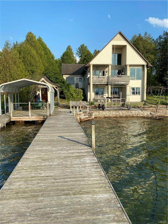18 Country Club Shores W, Oswegatchie, NY 13669 (MLS #S1288160) :: MyTown Realty