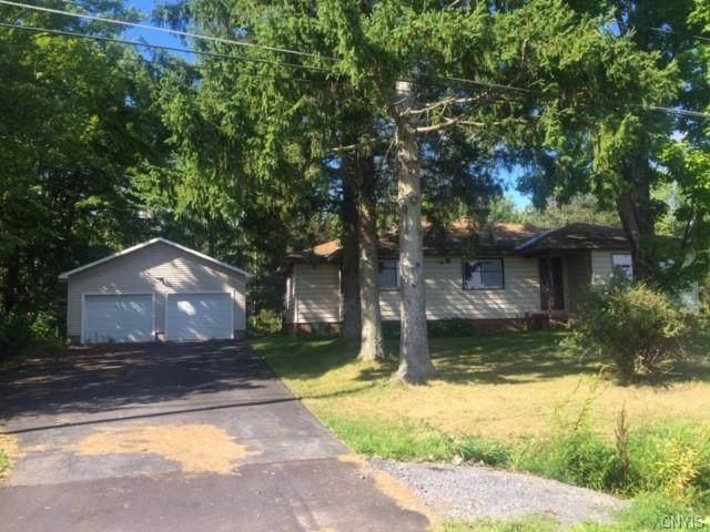 7951 Watson Hollow Road Ns, Floyd, NY 13440 (MLS #S1288560) :: Robert PiazzaPalotto Sold Team