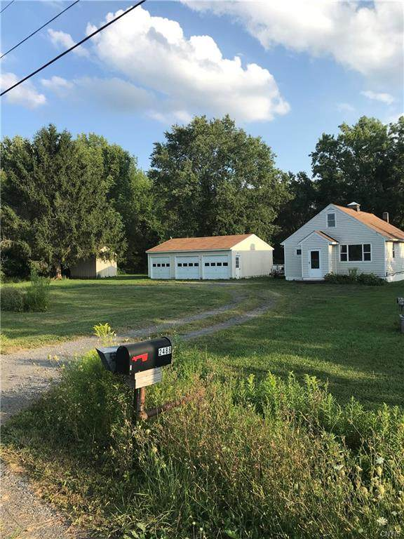 2488 Howe Road, Spafford, NY 13152 (MLS #S1289352) :: Lore Real Estate Services