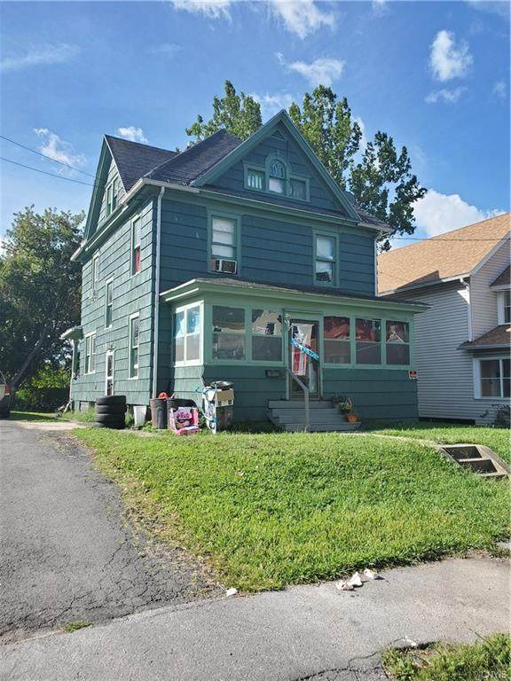 107 Belle Avenue, Syracuse, NY 13205 (MLS #S1293729) :: Lore Real Estate Services