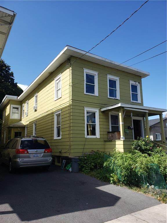 705 Catherine Street, Syracuse, NY 13203 (MLS #S1295360) :: Lore Real Estate Services