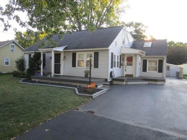 117 Heins Avenue, Clay, NY 13212 (MLS #S1295587) :: Robert PiazzaPalotto Sold Team