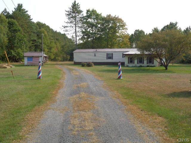 6670 Otter Creek Road, Greig, NY 13343 (MLS #S1296082) :: Thousand Islands Realty