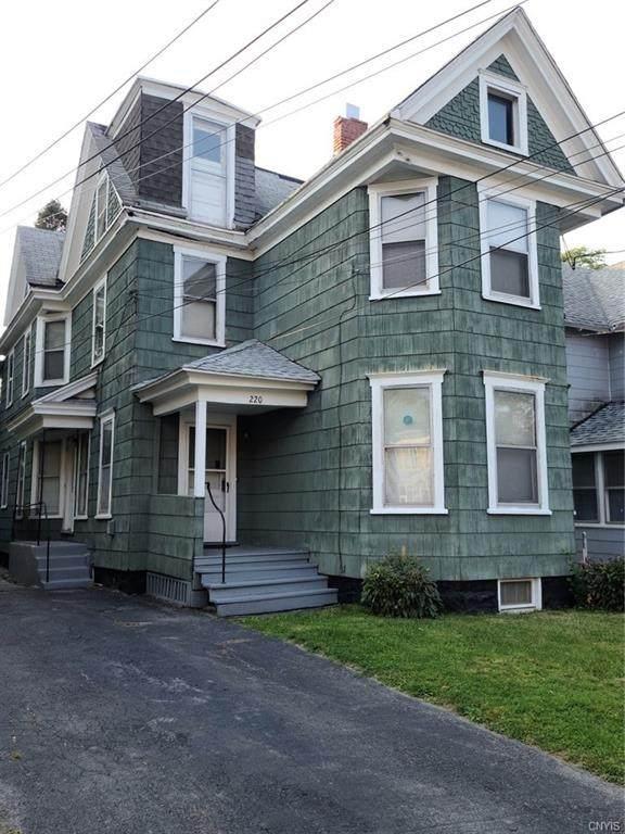 220 Bassett Street, Syracuse, NY 13210 (MLS #S1296103) :: Thousand Islands Realty
